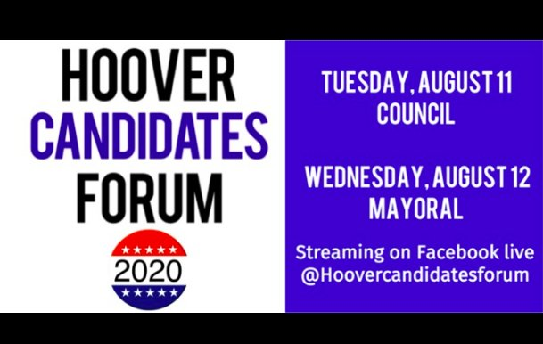Hoover Candidates 2020 Forum